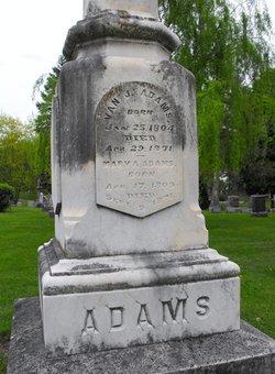 Mary A Adams