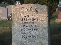 James J Carr, Jr