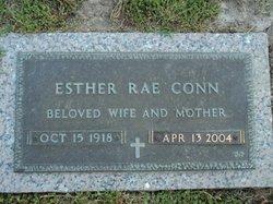 Esther Rae <i>Burton</i> Conn