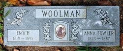 Anna <i>Fowler</i> Woolman