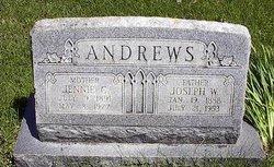 Jennie C. <i>Farris</i> Andrews