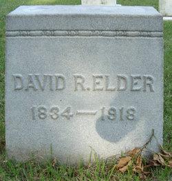David R Elder