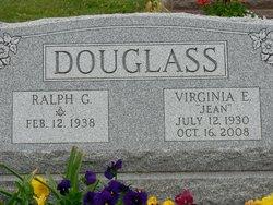 Virginia E Jean Douglass