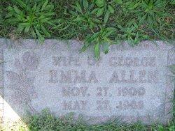 Emma Winnifred Allen
