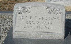 Doyle F. Andrews