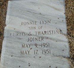 Ronnie Lynn Joiner
