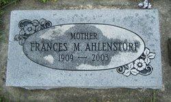 Frances Mildred <i>Roman</i> Ahlenstorf