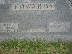 Laura H Edwards