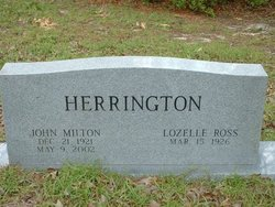 John Milton Herrington