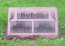Ella Reed <i>Daniel</i> Hodge
