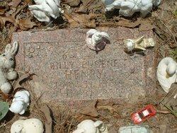 Billy Eugene Henry