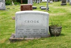 Mary A Manie Crook