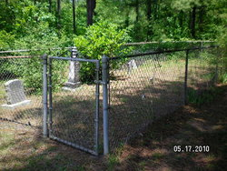 James Reason Pilcher Cemetery