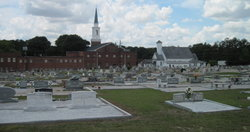 The Rock Baptist Church Cemetery