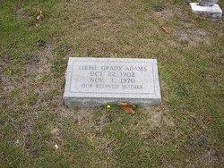 Libbie <i>Grady</i> Adams