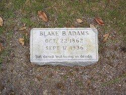 Blake Brady Adams