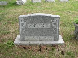 Aline <i>Rice</i> Appleget