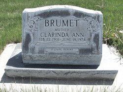 Clarinda Ann <i>Webb</i> Brumet Carpenter