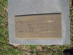 Noel Franklin Brown, Sr