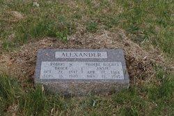 Robert Wilson Brock Alexander
