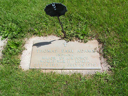 Maj Thomas Earl Adams