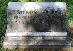 Stephen Barnes