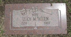 Lucy Melinda Toots <i>Craig</i> Allen
