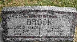 Elizabeth <i>Parker</i> Brook