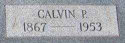 Calvin Perciville Adams