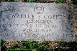 Walter Franklin Coffey