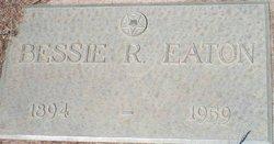 Bessie Ruth <i>Brackett</i> Eaton