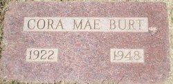 Cora Mae <i>Rogers</i> Burt