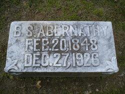 Benjamin Smith Abernathy