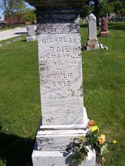 Nicholas Boie