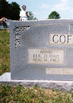 Annie <i>Laymance</i> Coffey