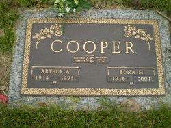 Edna M. <i>Ditzler</i> Cooper