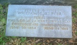 William Green Bill Butler, Sr