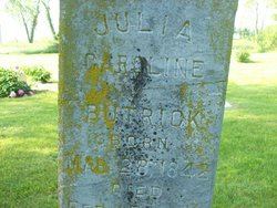 Julia Caroline <i>Hobie</i> Butrick