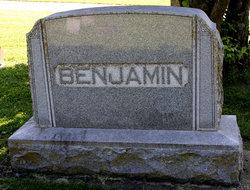 Wilhelmina Louise <i>Bergman</i> Benjamin