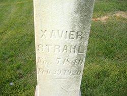 Francis Xavier Casper Strahl