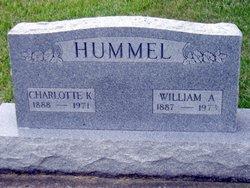 Charlotte Katherine Lottie <i>Beechler</i> Hummel