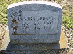 Claude Lewis Kinder