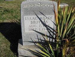 Isaac Meade Broyles