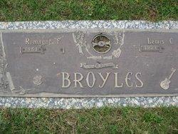 Lewis Casper Broyles