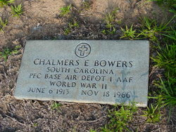 Chalmers Edward Bowers