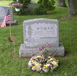 Doris <i>Dorr</i> Wyman