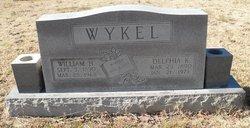 Delphia Rosetta <i>Keener</i> Wykel