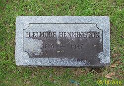 Henry Elmore Hennington