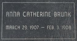 Anna Catherine Brunk