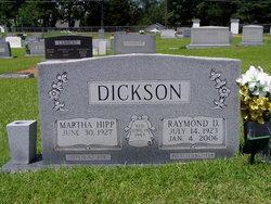 Raymond Delaine Dickson